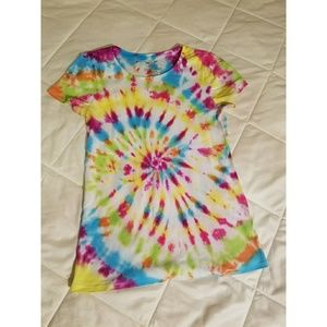 5 for $25 Homemade Tie Dye T-shirt!